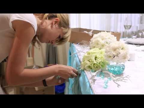 Уникальный курс флористики и декора. Обучение профессии свадебный декоратор в школе декора  MARI