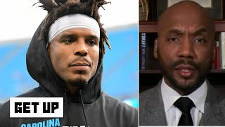 The Panthers releasing Cam Newton is 'just business' - Louis Riddick | Get Up