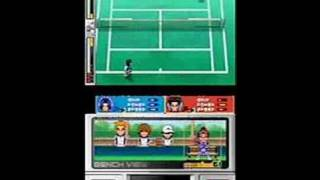 Prince of Tennis DS Crystal Drive 2005