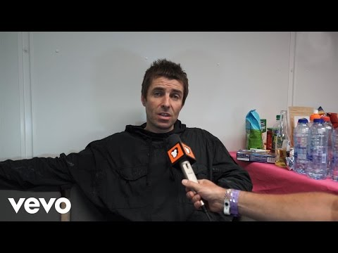 Liam Gallagher - Liam Gallagher Part 1 Pinkpop 2017