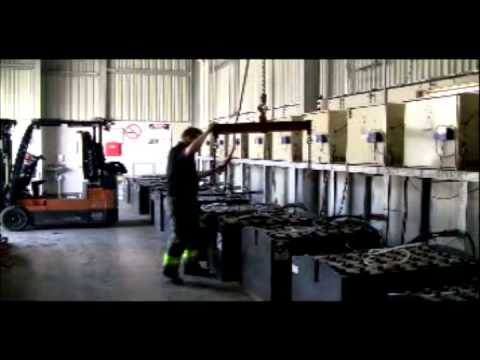 Battery Technologies Qmaster - Automated Battery Management System