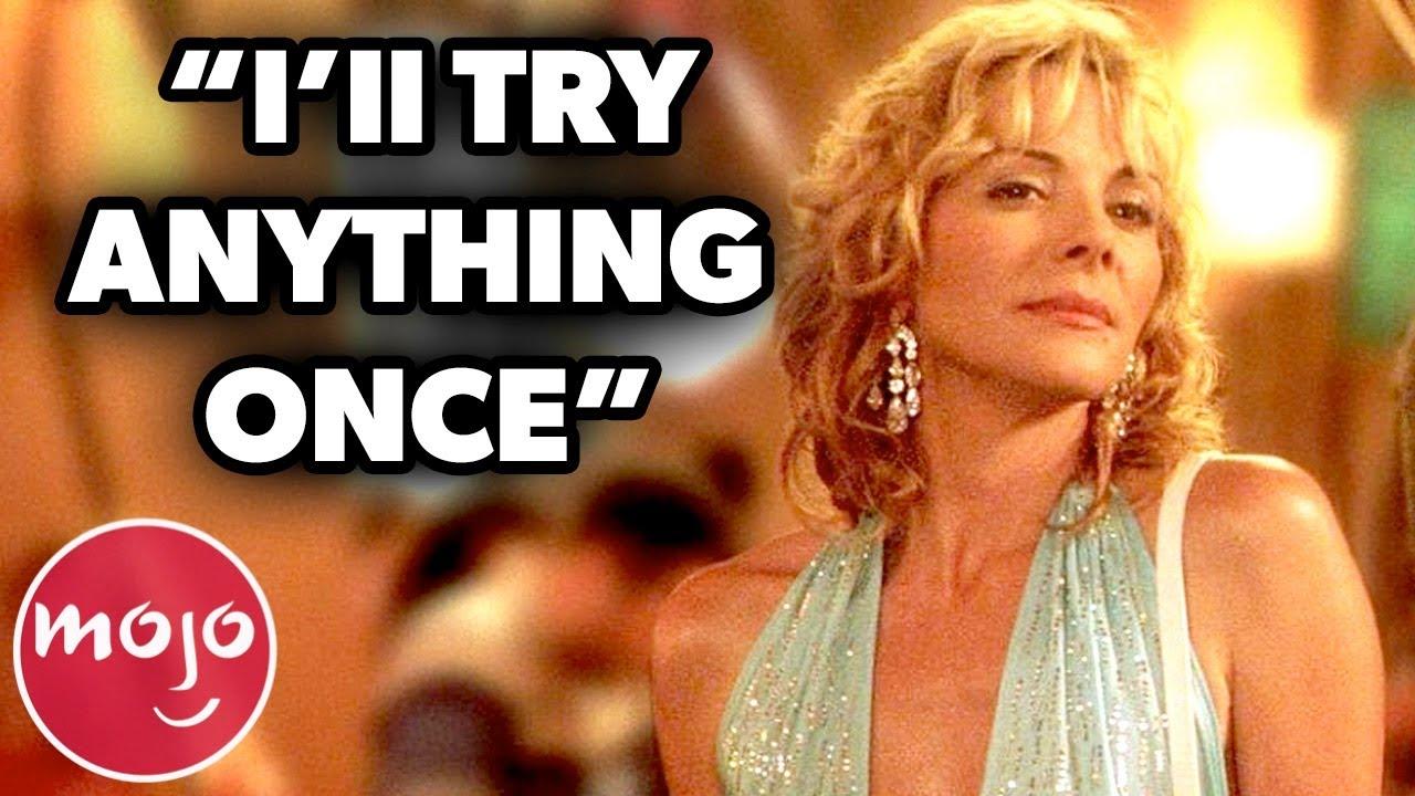 Top 10 Most Iconic Samantha Jones Quotes