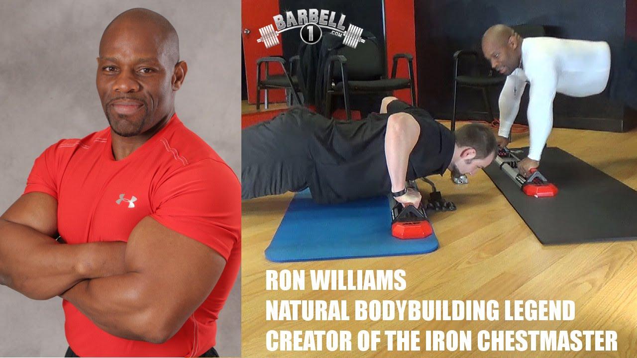 ron williams fat burn 5