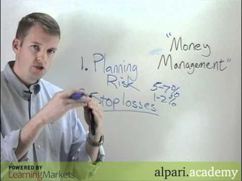 Lesson 4 – Money management