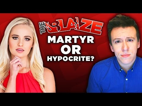 Thumbnail: Why People Are Freaking Out Over Tomi Lahren's Suspension and Comments