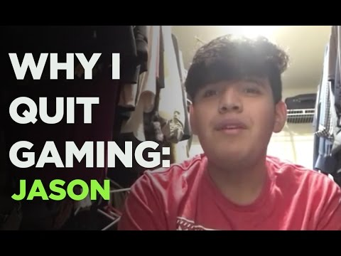 Why I Quit Gaming: Jason Hernandez