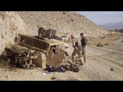 US War Against IED's in Afghanistan a Strategic Failure