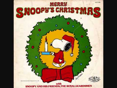 THE STORY OF SNOOPY'S CHRISTMAS