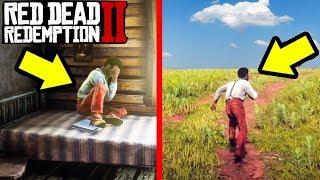 SECRET ENDING in Red Dead Redemption 2! Catfish Jackson Easter Egg in RDR2!