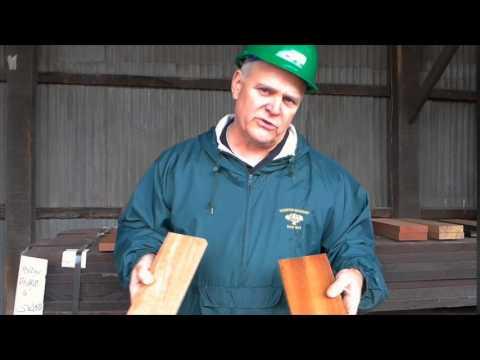 Exotic Hardwood Flooring Lumber