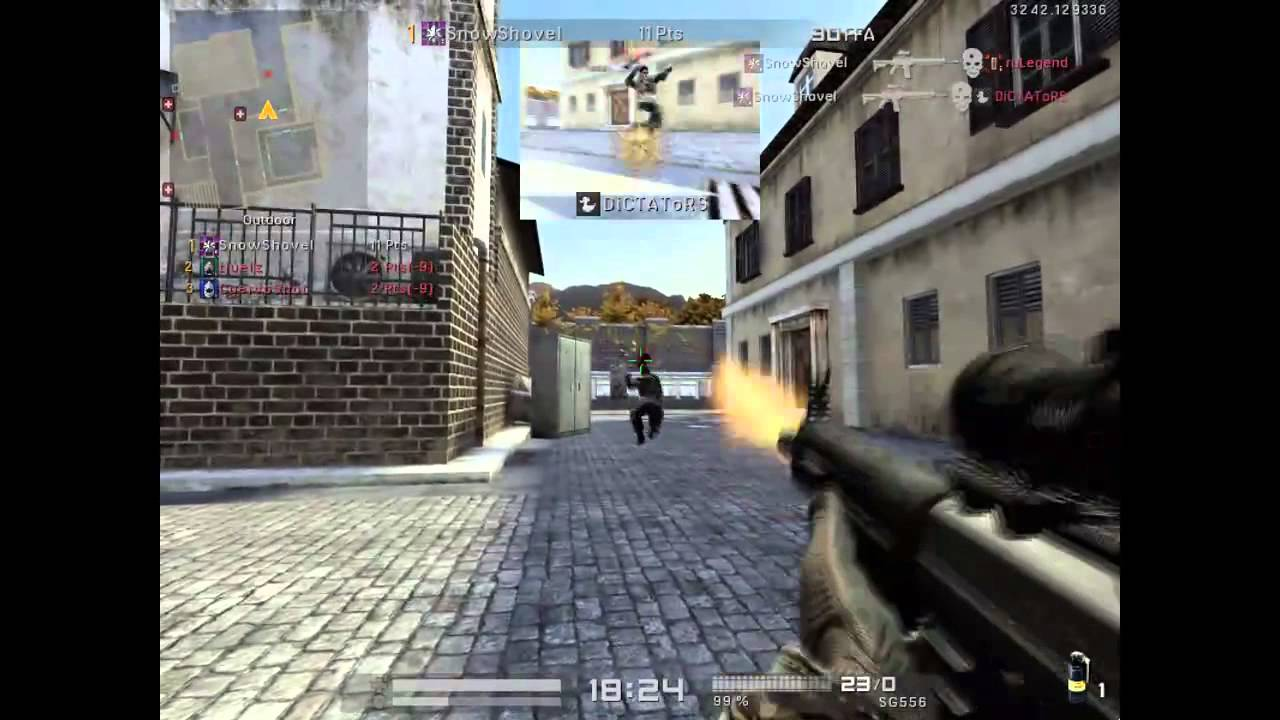 Download AVA SnowShovel SG556 Gameplay [Alliance of Valiant Arms]