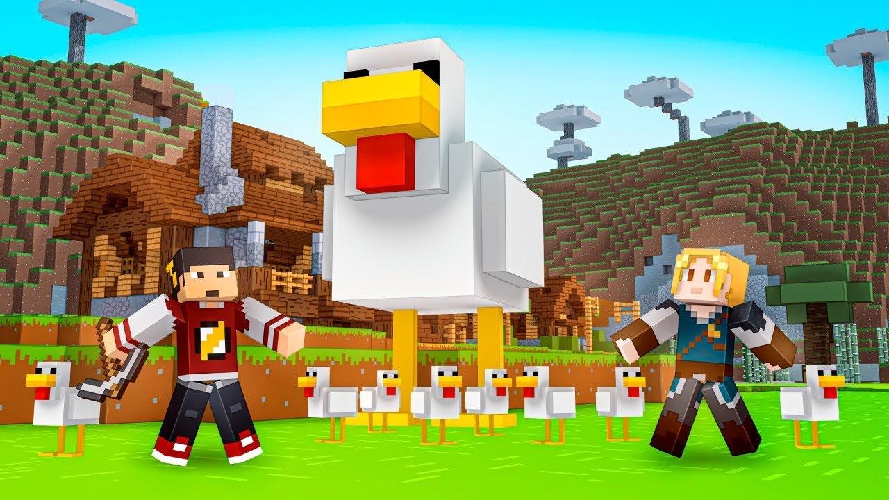 Minecraft: FOREVER FEZ UMA FARM PRA MIM Ep.10 ‹ AMENIC ›