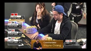 "Live at the Bike $20/$40 LHE - ""Wayne Chiang Commentates Limit Holdem"""