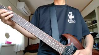 カーディガンズのアルバム「ライフ」に入ってるfineって曲を弾きました...