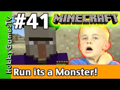 Minecraft Floyd #41 Dangerous Witch MAN! Xbox 360 Hobbykids + Lego Floyd HobbyGamesTV HD