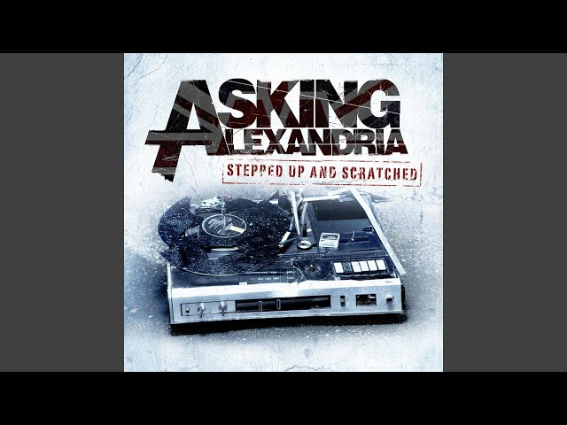 asking alexandria a lesson never learned celldweller remix