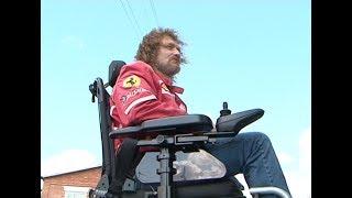 видео Электрическая инвалидная коляска Vermeiren Navix