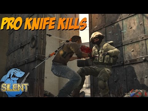 CS:GO - Pro Knife Kills