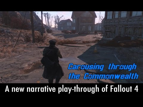 Carousing Through the Commonwealth Trailer (Fallout 4)