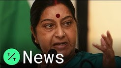 Sushma Swaraj, India's Former Foreign Minister, Dies at 67