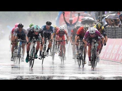 Elia Viviani imparable, la velocidad se rinde a sus pies / Etapa 17 Giro de Italia