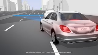 C-Class: PRE-SAFE® system - Mercedes-Benz original Video