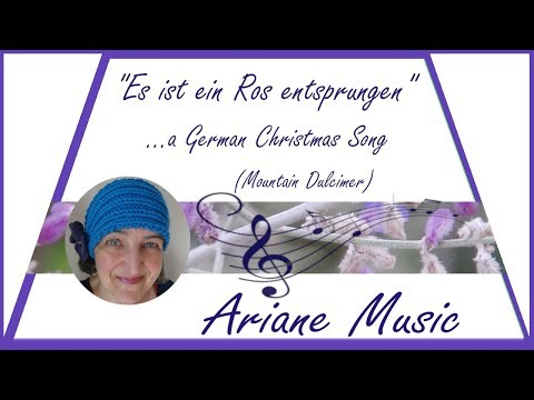 """Es ist ein Ros entsprungen"" - a German Christmas Song"
