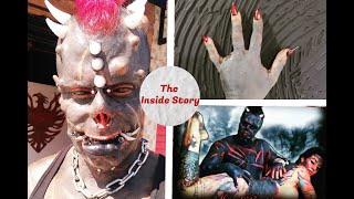 Michel Faro Do Prado | इंसान जो बन गया शैतान | Body Modification