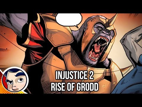 """Injustice 2 """"Return of Connor Kent! Rise of Grodd!"""" - Complete Story"""