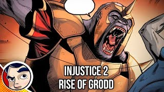 Injustice 2 Return of Connor Kent! Rise of Grodd! - Complete Story