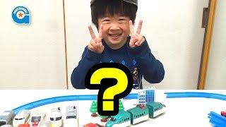 ガチャガチャの東京コレクション【がっちゃん5歳】カプセルプラレールのジオラマ thumbnail