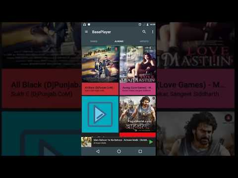 Pixel Music Player Customised Music Player Exclusive For Android