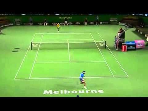 HQ Fernando Gonzalez vs Rafael Nadal QF Australian Open 2007