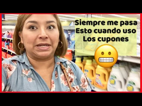 ESTO SIMPRE ME PASA CUANDO USÓ LOS CUPONES😬VlOG/ VLOGS DIARIOS -LupeyJose Vlogs En Español