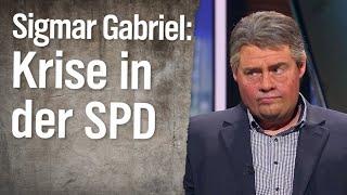 Sigmar Gabriel zur Krise in der SPD