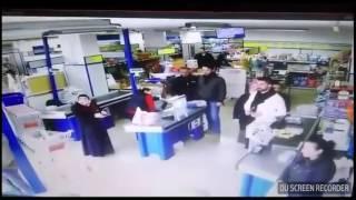 Bimde 2 hırsıza vatandaş dayağı