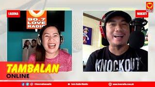 ANG BILIS NG ARAW! | TAMBALAN Online (June 5, 2020)