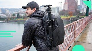 Peak Design Everyday Backpack Zip 20L Review   EDC & Camera Bag After 1 Month Of Testing