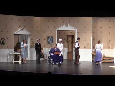 The Man Who Came to Dinner: Perry High School performance
