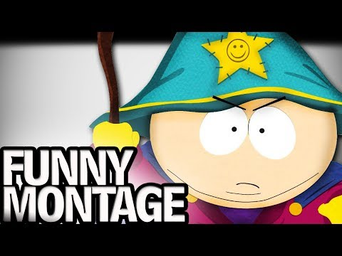 South Park: The Stick of Truth ~ FUNNY MOMENTS MONTAGE!