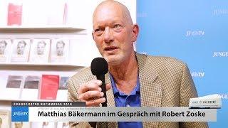 Hans Scholl und die Weiße Rose - Robert Zoske im Gespräch mit Matthias Bäkermann (#FBM2018)