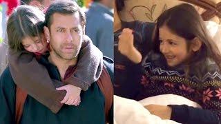 LEAKED: Audition Video Of Little CUTE Girl In Salman Khan