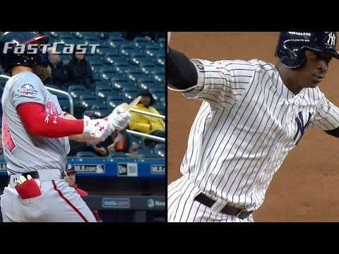 MLB.com FastCast: Nats come back, Yanks mash: 4/16/18