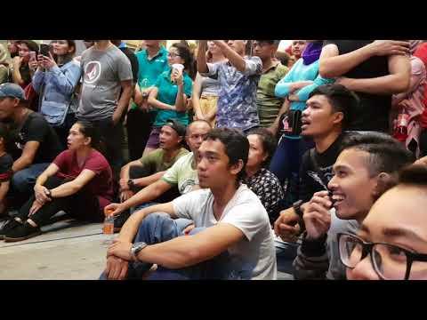 sentuhan buskers nyanyi Bersama penonton,SANDIWARA cover xpose band