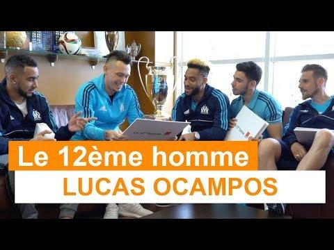 How French Are You ? Lucas Ocampos !