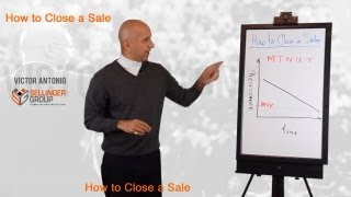 How to Close a Sale - 5 Reasons Clients Don't Buy  -  M.T.  N.U.T. thumbnail