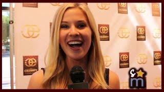 Caroline Sunshine Talks RECOVERY ROAD Pilot & Acting Tips