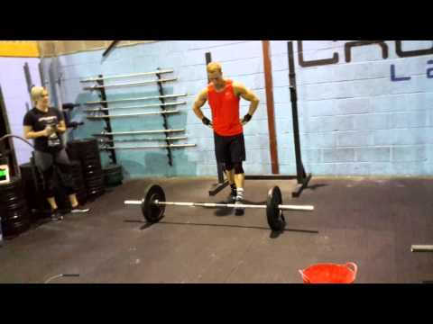 Dan Campbell - Battle of the Beasts 15.2