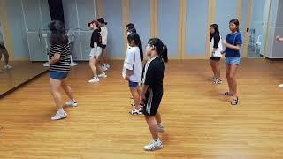 JHD 조인핸드 K~POP  (모모랜드~뱀) 3부 수업영상