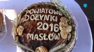 Dożynki Powiatu Kieleckiego i Gminy Masłów 2016